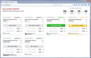 AdWanted, logiciel de salle des ventes
